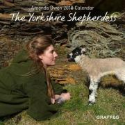 The Yorkshire Shepherdess 2018 Calendar