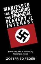 Manifesto for Breaking the Financial Slavery to Interest