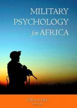 Military psychology for Africa