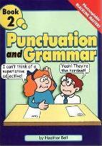 Punctuation and Grammar Book 2