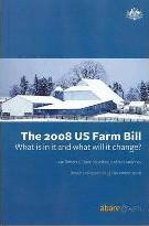 The 2008 US Farm Bill