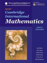 IGCSE Cambridge International Mathematics