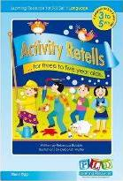 Activity Retells for Three to Five Year Olds