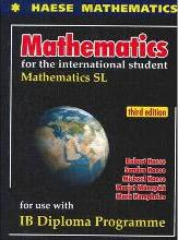Mathematics SL 3rd Edition