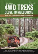 4WD Treks Close to Melbourne - A4 Spiral Bound