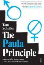 The Paula Principle: how and why women work below their level of competence