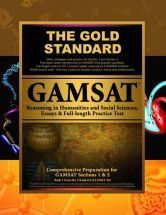 GAMSAT Reasoning in Humanities and Social Sciences, Essays & Full-length Exam