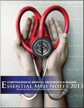 The Essential Med Notes for Medical Students 2013