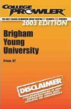 College Prowler Brigham Young University