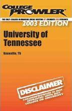 College Prowler University of Tennessee
