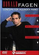 Concepts For Jazz/Rock Piano [DVD]