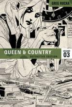 Queen & Country the Definitive Edition: Volume 3