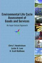 Environmental Life Cycle Assessment of Goods and Services