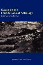 Essays on the Foundations of Astrology