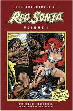 The Adventures Of Red Sonja Volume 1 Featuring Conan