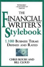 The Financial Writer's Stylebook