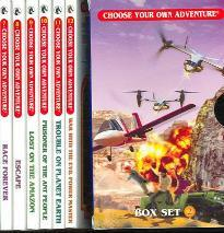 6-Book Box Set, No. 2 Choose Your Own Adventure Classic 7-12