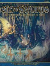 Blue Rose: RPG Six of Swords