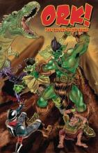 Ork! The Roleplaying Game: Second Edition