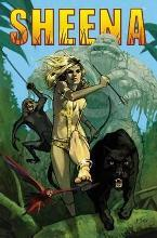 Sheena: Queen of the Jungle v. 2