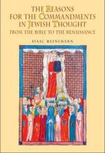 The Reasons for the Commandments in Jewish Thought