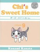 Chi's Sweet Home: Volume 9