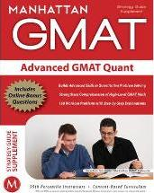 Advanced GMAT Quant