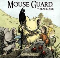 Mouse Guard Volume 3: The Black Axe