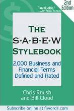 The SABEW Stylebook