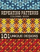 Repeating Patterns Coloring Book