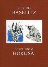 Georg Baselitz - Visit from Hokusai