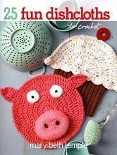 25 Fun Dishcloths To Crochet