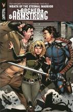 Archer & Armstrong: Wrath of the Eternal Warrior Volume 2