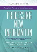 Processing New Information