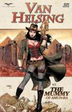 Van Helsing vs The Mummy of Amun - Ra