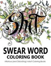 Swear Word Coloring Book Book Depository