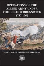 Operations of the Allied Army Under the Duke of Brunswick