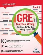 GRE Analytical Writing -- Book 1