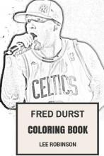 Fred Durst Coloring Book