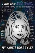 My Name's Rose Tyler - Doctor Who Journal Lined Notebook