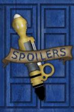 Spoilers - River Song Farewell Journal Lined Notebook