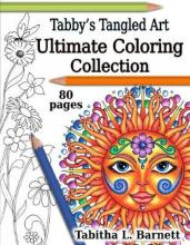 Tabby's Tangled Art Ultimate Coloring Collection