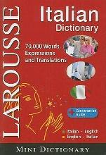 Larousse Mini Dictionary: Italian-English / English-Italian