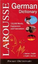 Larousse Pocket Dictionary: German-English / English-German