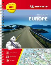 Michelin Road Atlas Europe