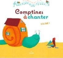 Comptines a chanter