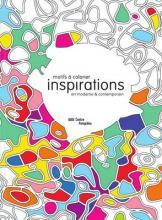 Inspirations - Colouring Book For Adults