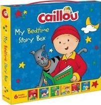 Caillou: My Bedtime Story Box