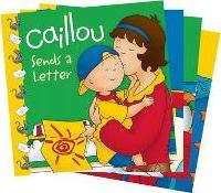 Caillou 8x8 Prepack