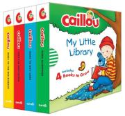 Caillou: My Little Library
